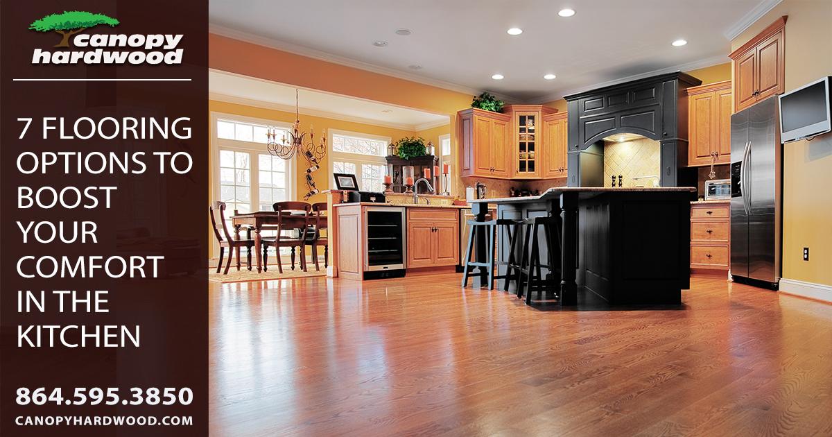 7 Flooring Options to Boost Comfort
