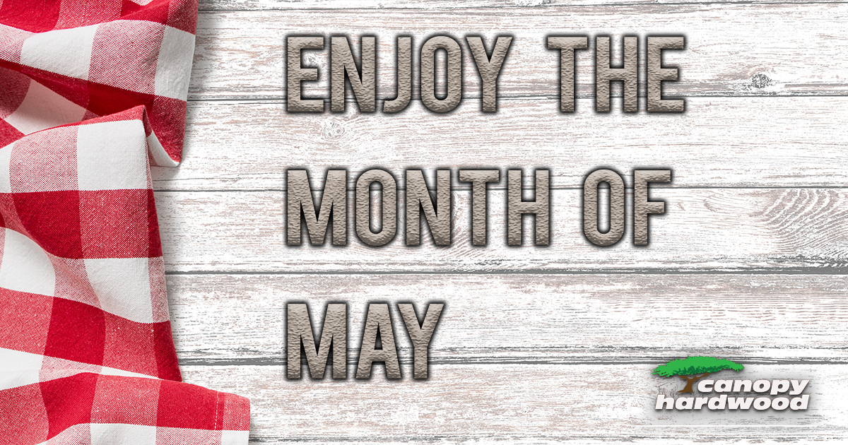 Quick Tips for May