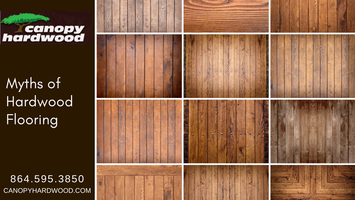 Myths of Hardwood Flooring