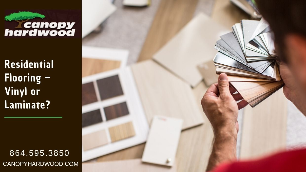 Residential Flooring – Vinyl or Laminate?