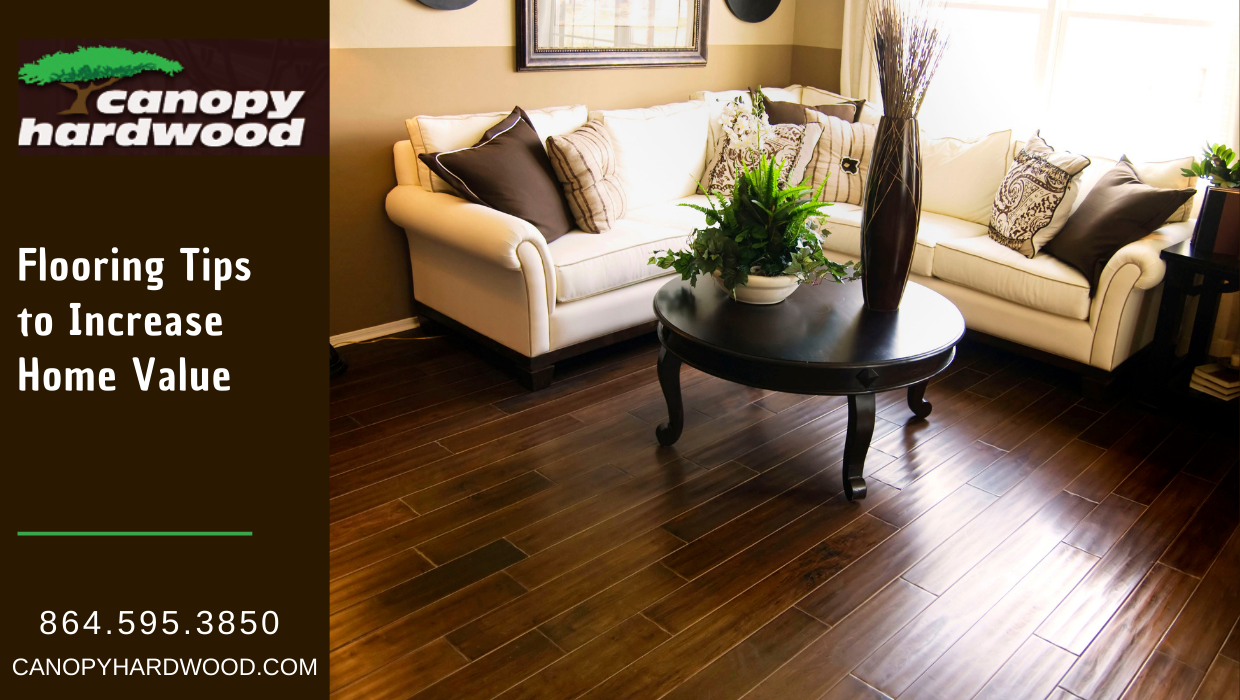 Flooring Tips to Increase Home Value